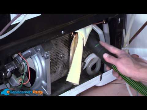 How to Clean the Condenser Coil on a Refrigerator