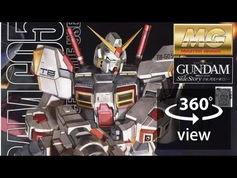 [360°Degree] MG 1/100 RX-78-5 Gundam G05