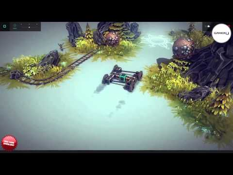 Besiege -  Support Your Machine With Braces