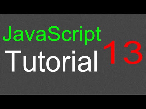 JavaScript Tutorial for Beginners - 13 - Function and if statement
