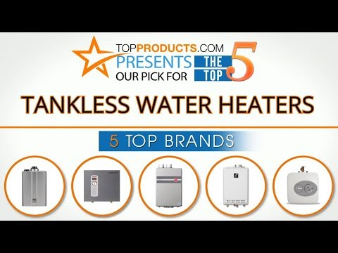 Best Tankless Water Heater Reviews 2017 – How to Choose the Best Tankless Water Heater