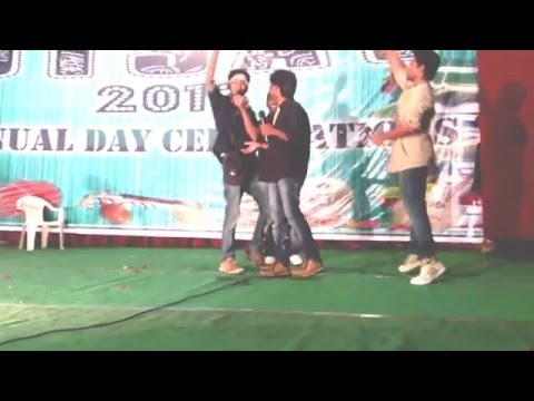 BEST Comedy Skit by Aurora College Students