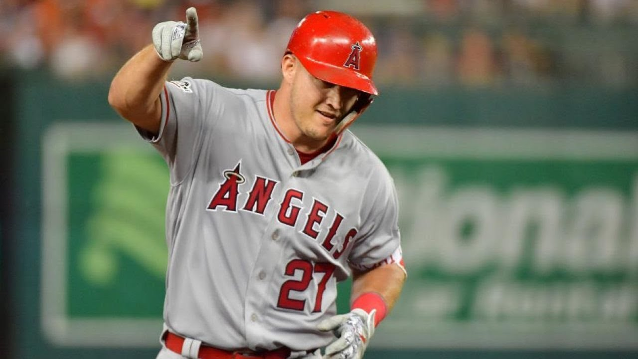 Mike Trout | 2019 MVP Highlights ᴴᴰ
