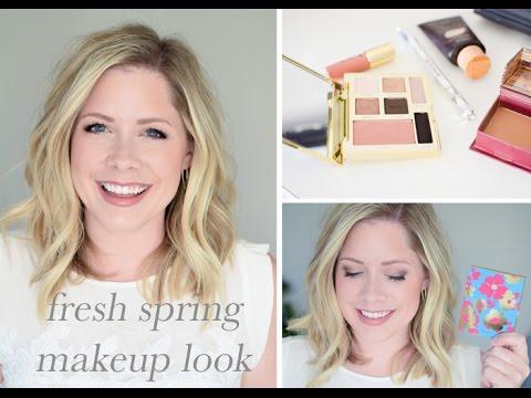 Fresh Spring Makeup Tutorial!