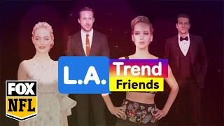 LA Trend Friends | Riggle