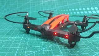 [Review - Test] Mini RC Racing Drone Flytec T18 Wifi FPV 720P
