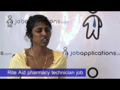 Rite Aid Interview - Pharmacy Tech 2