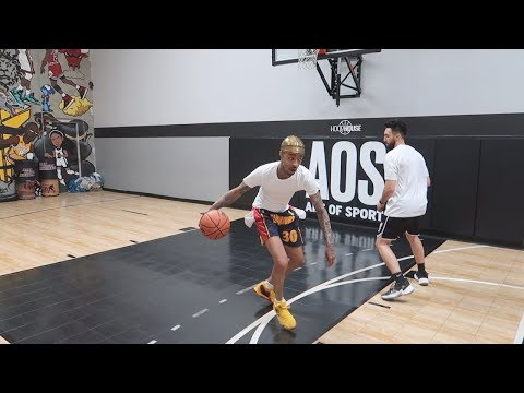 Day 2 W/ NBA Trainer - 1 ON 1 Isolation Moves GUARANTEED To DESTROY Opponents!