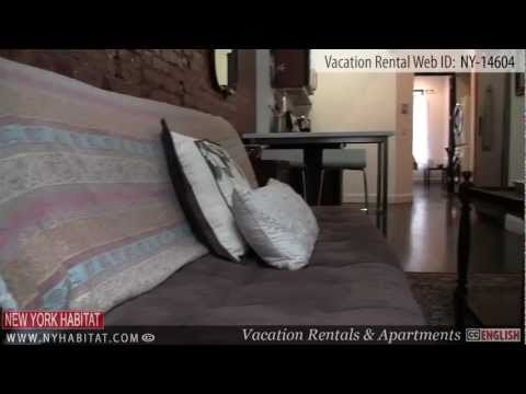 Harlem, New York City - Video tour of a vacation rental on West 119th Street (Uptown Manhattan)