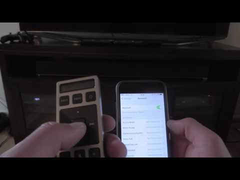 How to Connect Bluetooth Device to Vizio Sound Bar
