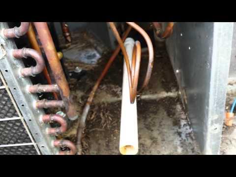 Freon Leak repair