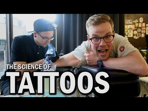 What Makes Tattoos Permanent?