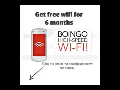 Boingo Free Wifi Amazon