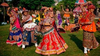 Navratri 2016 Garba Begins in Jaipur