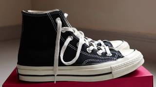 08d519607a7a Unboxing Converse CT 70 Hi Red Chuck Taylor - Buxrs Videos - Watch ...