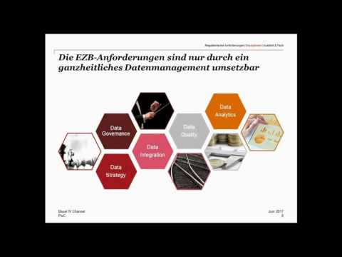 German Basel IV Channel, Regulatory Analytics - Data Management & Data Analytics, 14.Juli 17