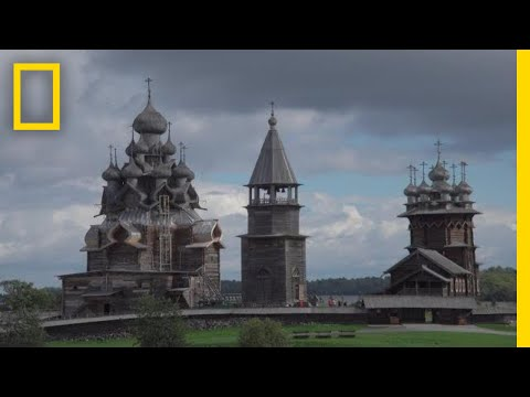 These 18th Century Russian Churches Were Constructed Without Nails | National Geographic