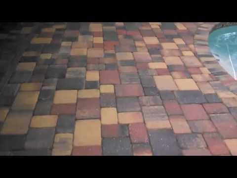 Paver cleaning and sealing Tampa FL -