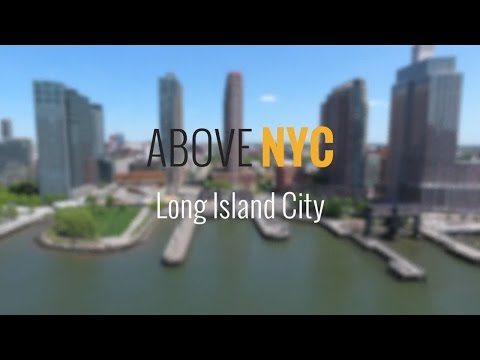 Above New York: Aerial View of Long Island City (Part 2)
