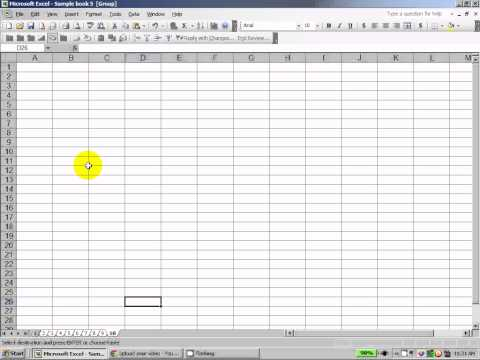 Excel 2003:  How to copy worksheets from one sheet to multiple sheets