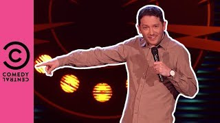 Jon Richardson Hates Getting His Hair Cut | Stand Up Central