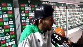 Ceballos, protagonista en el Betis 2-0 Leganés