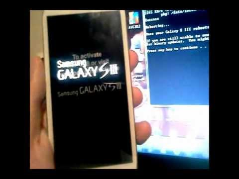 How to root Samsung Galaxy s3 Metro PCS (Official Metro PCS rooting procedure)