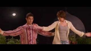 anushka sharma boobs bounces in pk
