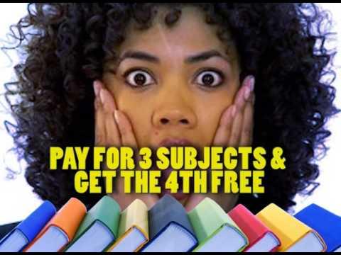 Distinction College CSEC/CAPE TV Ad