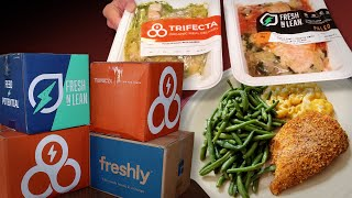 Best ready-to-eat meal delivery services 2021: No cooking required