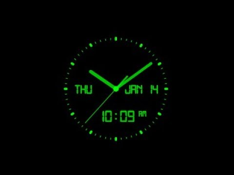 How To Make A Clock Using Notepad (Easy) (CMD)