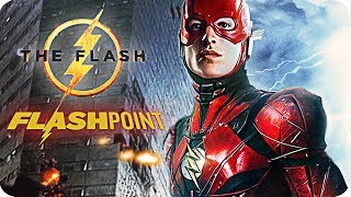THE FLASH Movie Preview (2018) Flashpoint Explained