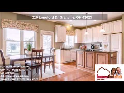 Custom Built Home for Sale in Granville OH