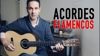 ACORDES MUY FLAMENCOS BÁSICOS Y FÁCILES, TUTORIAL 1 (Jerónimo de Carmen) Guitarraflamenca