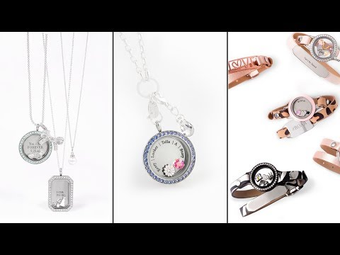 Origami Owl Lockets & Charms - Canada Charms
