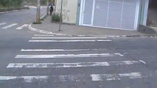 Vpr Dn 18 15050903 Av Min  Jose Americo De Almeida Com R Sen  Nilo Coelho Faixa De Pedestre Deterior