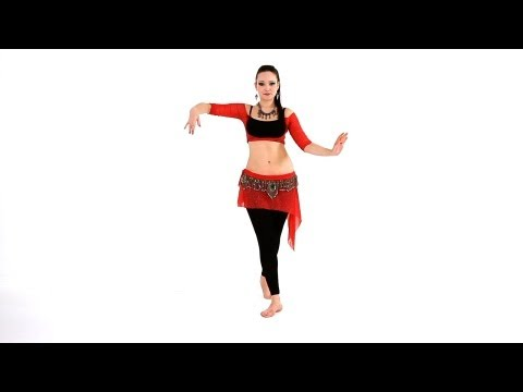 How to Do Snake Arms & Hip Slides | Belly Dance