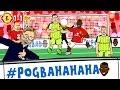 Download  #POGBA-HA-HA-HA! Man Utd vs Liverpool 1-1 (Pogba Handball, Milner Penalty, Zlatan header GOALS) MP3,3GP,MP4