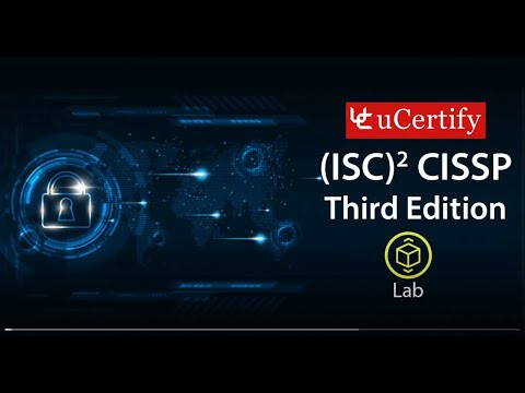 CISSP Third Edition uCertify Labs