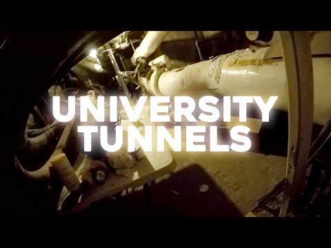 University Steam Tunnels