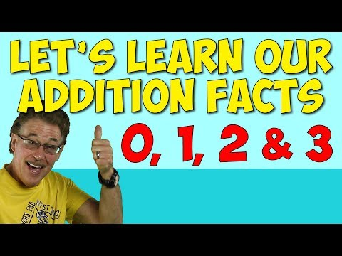 Let's Learn Our Addition Facts 1 | Addition Song for Kids | Math for Children | Jack Hartmann