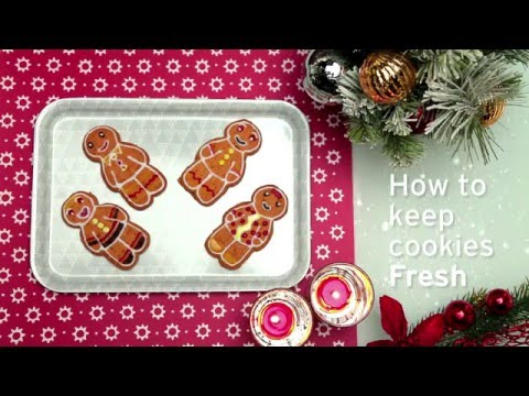 Citibank Gourmet Pleasures: How To Keep Cookies Fresh
