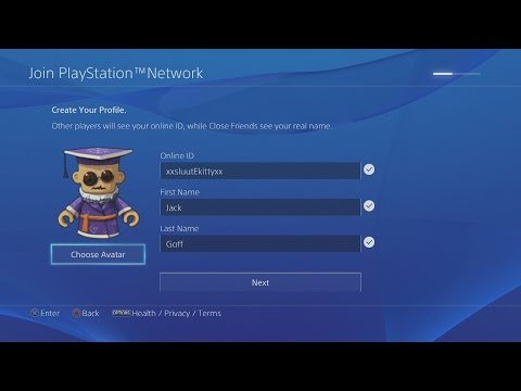 How to Create a PSN ACCOUNT ON PS4! (EASY TUTORIAL) 2018