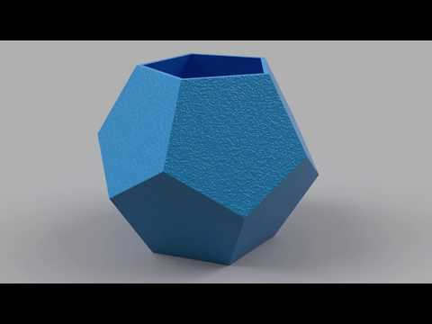 Fusion 360: Using the Patch Workspace to Make a Dodecahedron