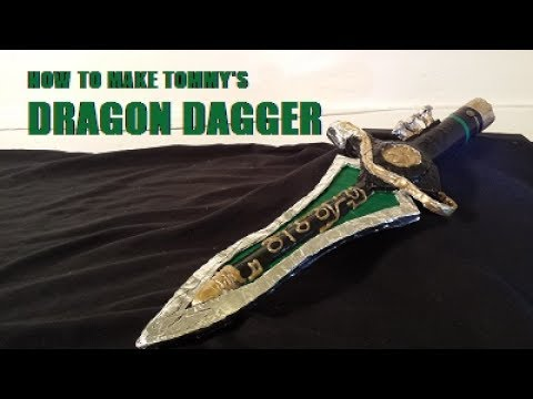 How to Make Tommy's Dragon Dagger