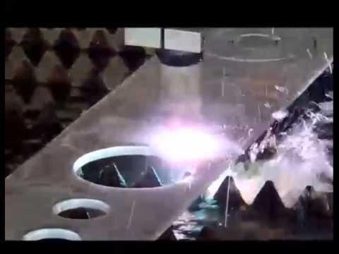 CNC Plasma Cut Aluminum Metal