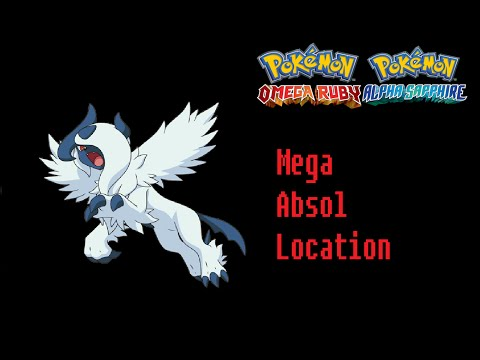 How to Find Absolite (Mega Absol) Pokemon Omega Ruby Alpha Sapphire Location