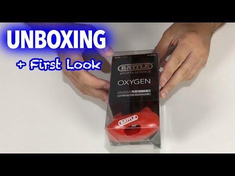 Battle Sports OXYGEN Mouthguard | Unboxing