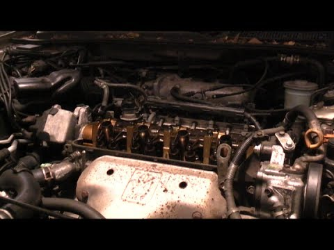 94-97 Honda Accord Valve Cover Gasket Replacement