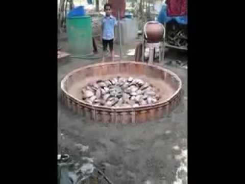 Simple and efficient way to replenish ground water level [malayalam]